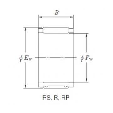 KOYO RF354028 needle roller bearings