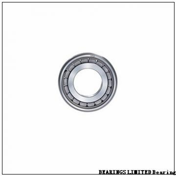 BEARINGS LIMITED SSRIF6632 ZZ SRL/Q Bearings