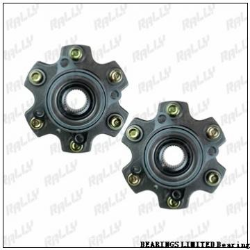 BEARINGS LIMITED 1319 M Bearings