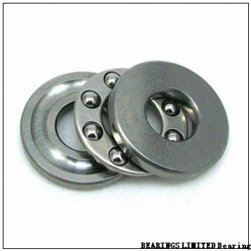 BEARINGS LIMITED SSRIF6632 ZZ SRL/Q Bearings