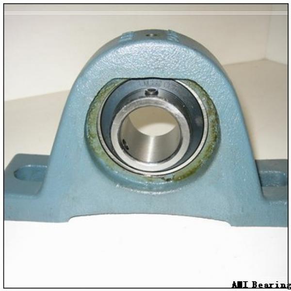 AMI KHFX203  Flange Block Bearings #1 image